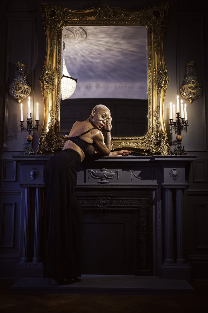 Ashley Paige, Kinky Ebony Escort NYC